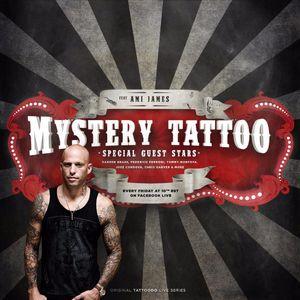 TattoodoTV presents Mystery Tattoo #mysterytattoo #tvshow #tv #TattoodoTV #AmiJames #live