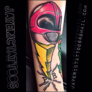 #JayEric #PowerRangers #nostalgia #nostalgic #nerd #geek #pinkranger #rangerrosa