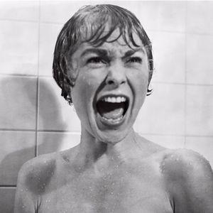 'Psycho' (1960), courtesy of Paramount Pictures. #psycho #screencap #scene #shower #film #horror