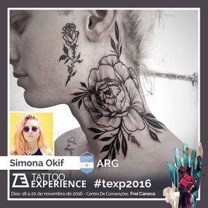 #SimonaOkif #TattooExperience2016 #TattooWeek #Convenções #brasil #texp2016