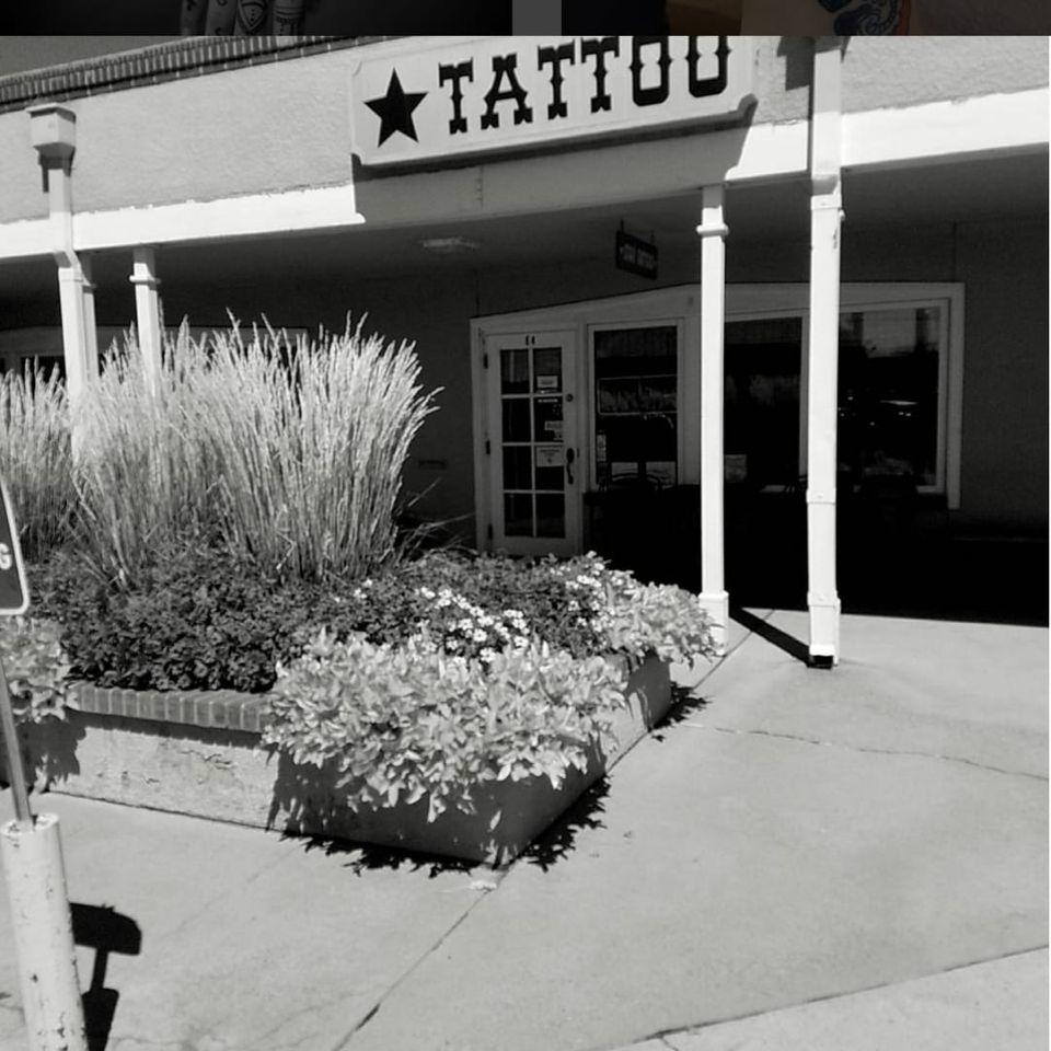 Star Tattoo in Albuquerque, NM. #Albuquerque #NewMexico #tattooculture