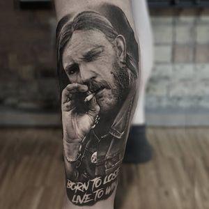 Tattoo from NR Studio London