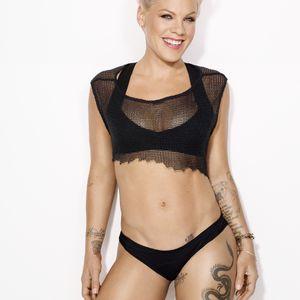 #pink #celebritytattoos #celebrity #tattoodobabes