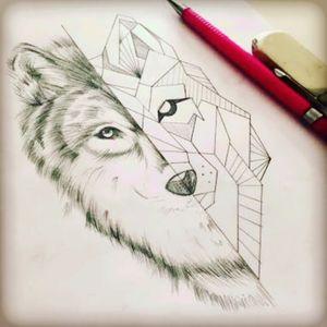 #InkTattoo #wolftattoo