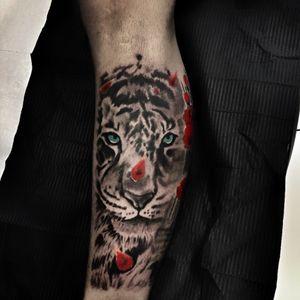 #tigertattoo #realism