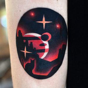 Made with #eternalink and #eikondevice #thedavidcote #davidcote #eternalink #eikondevice #hydraneedles #montreal #montrealtattoo #montrealfashion #art #colortattoo #tattooart #tattooed #inked #davidpeyote #drawing #ink #illustration #тату #colortattoos #inkedmag #darkartists #tattooistartmagazine #quebec