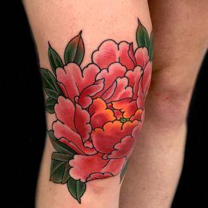 Peony on a lovely lady from Paris . @royaltattoo #royalink #royaltattoo #tattooed #royaltattooDK #tattoo #tattoos #thedane #tattooing #tradtionaltattoo #helsingør #copenhagen #københavn #danmark #denmark #tattooartist #tattoopage #tatuagem #tatouage #besttattoos #toptattoos #tattooart #ink #japanesetattoo #japanesetattoos #tradtionaljapanesetattoo #customtattoos #qualitytattoo #tattoodo