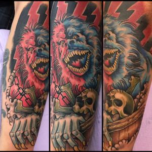 IG: old.man.grim.tattoo #tattoo #tattoooftheday #tattooofinstagram