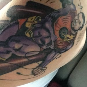 Tattoo i got on inkmaster.. Great experience