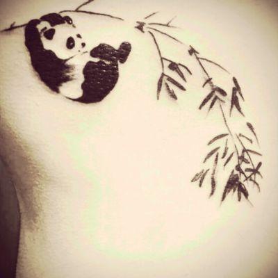 🐼♥️ #panda