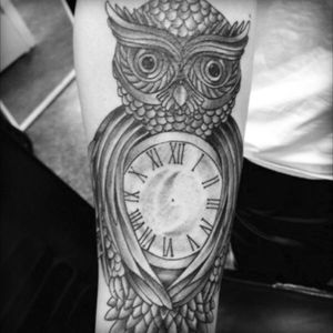 Fucking love owls!