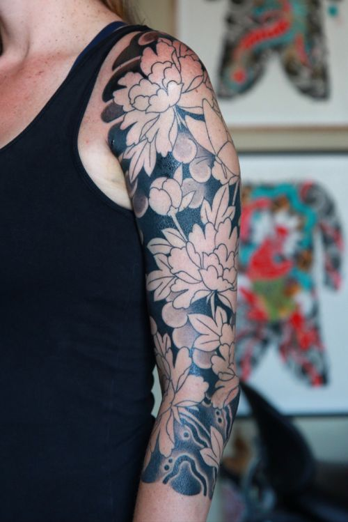 #japanesetattoo #irezumi #horimono #tattoos #tattoouk #tattoolondon #lucaortis #tattoodo #LucaOrtisProgress