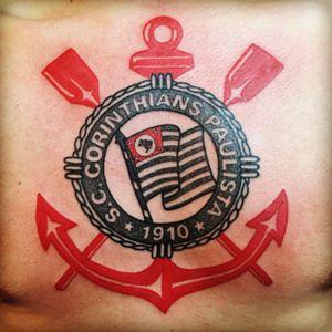 #corinthians #timao #soccer #fanatic #tattoosbyrodrigocanteras #lovehatenewyork