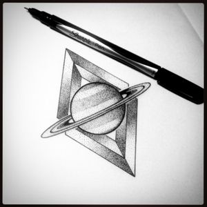 #saturn #sketch