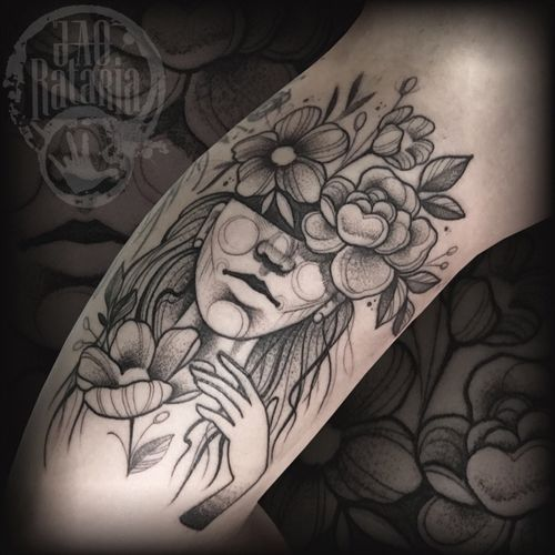 De ontem! #rataria #tattoo #blackwork #blackworkers #blackworkerssubmission #ttblackink #onlyblackart #theblackmasters #tattooartwork #inkstinct #inkstinctsubmission #superbtattoos #wiilsubmission #stabmegod #tattoos_artwork
