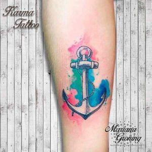 Watercolor anchor tattoo, tatuaje de ancla con acuarela #mexico #tattoo #cdmx #tattooartist #madeinmexico #art #karmatattoomx #marianagroning #tatuajes #mexico #mexicocity #tatuajesenmexico #tatuajesendf #tattoo #tattoos #ink #inked #watercolor #watercolortattoo #watercolorartist #watercolorart #acuarela #tatuajesacuarela #acuarelatattoo #colorink #lovetattoos #anchor #ancla