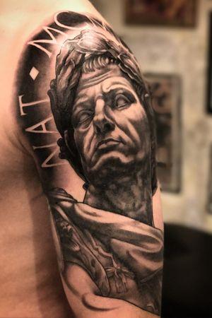 Caesar #caesar #tattoo #tattoodoambassador