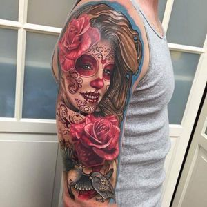 #dayofthedeadgirl