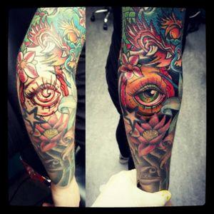 Dm, scumbekkers@gmail.com Or Facebook.com/scumbekkers for info #tattoo #scumbekkers #ink #neotraditional #myneotraditionals #neotradeu #color #tattoo_art_worldwide #scum #dutch #traditionaltattoo #thebesttattooartists