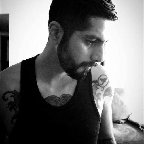 izra #ThePixies #beard #septum #beardsandtattoos #beardandtattoos #beardedman #beard #Bearded #beards #menwithbeards