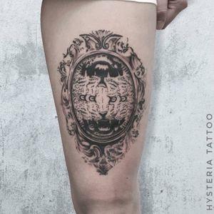 Tiger tattoo amsterdam