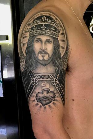 #jesus #religious #religioustattoo #catolic