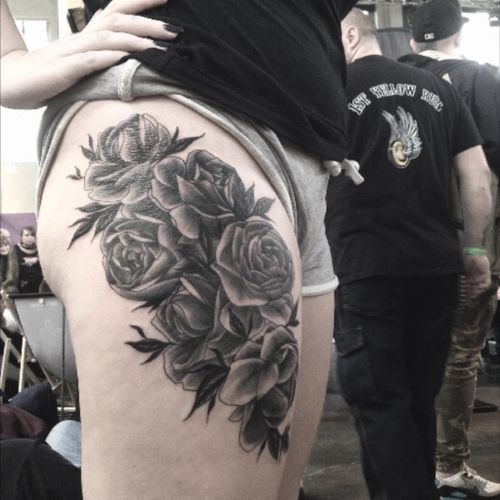 From Katowice Tattoo Convention 2017