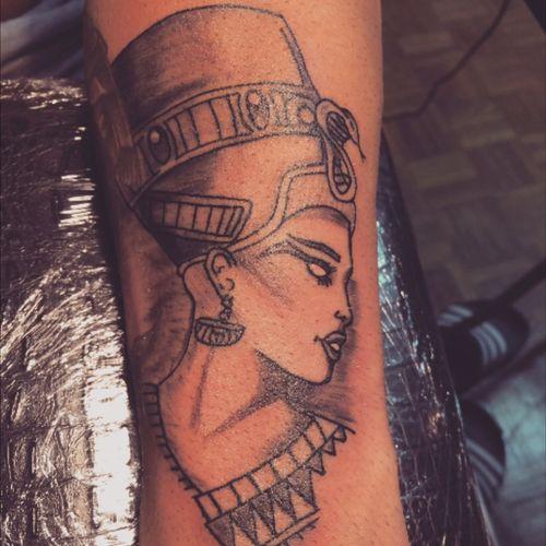 #tattoo #isis #egyptiantattoo #Egypt