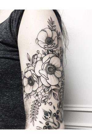 #anemones #flowers