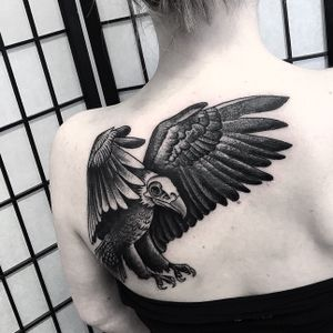 Had fun doing this one. #tatted #tattoo #tattoedgirl #inkedgirls #blackworktattoo #blackwork #blackworkerssubmission #darkartist #inkedup #inked #tattooart @tattoodo #tattoodo #tattooedbabes