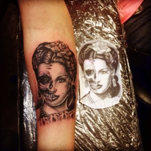 #sleeve #dayofthedead