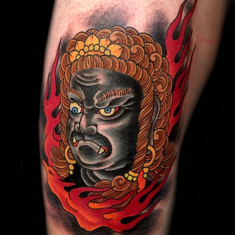 Tattoo from Henning Jorgensen