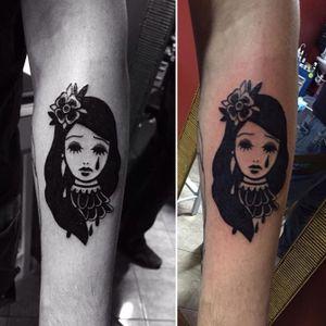 #oldschooltattoo #oldschool #tattooartist #tattoosp