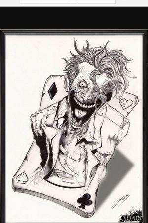 This joker piece as a chest piece