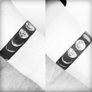 Armband #moonphase #moon #armband