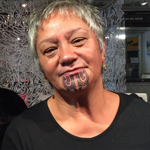 Moko kauae, wahine ataahua #moko #mokokauae #tamoko #maoriAotearoa #maori