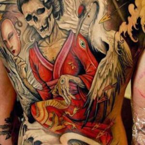 Love this rake on a japanese woman #traditionaljapanese
