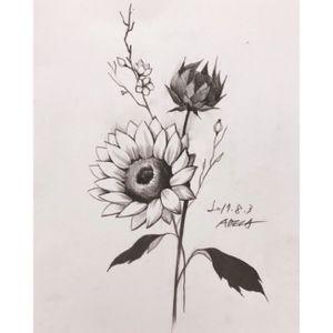 flash #peony #flower #tattoodesign #linework #blackandgrey #koreatattoo #blackwork #blackworker #korea #adelatattoo #flash #tattooflash #toptattooflash #flowertattoo #rose #rosetattoo#sunflower