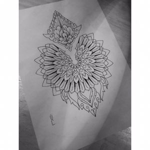 Mandala sleve design #nick3xl #mandaladesign #mandala #halfwaydone #linework #mandalatattoo #mandalatattoos #me #blackwork #tattoodo #tattoolefthand #tattooapprentice #dutch #blackink