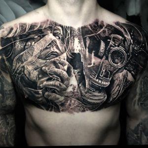 3 days in a row #tattoo #tattoos #tattooartist #BishopRotary #BishopBrigade #BlackandGreytattoo #QuantumInk #ImmortalAlliance #SullenClothing #SullenArtCollective #Sullen #SullenFamily #TogetherWeRise #ArronRaw #RawTattoo #TattooLand #InkedMag #Inksav #bnginksociety #BlackandGraytattoo #skinartmag #inkig #tattooistartmag #tattoodo