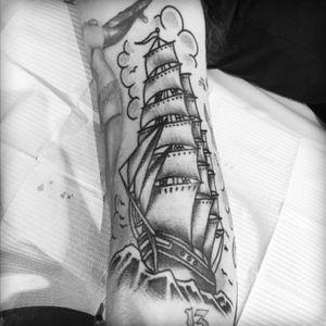 Clipper Ship #clippership