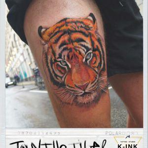 #tigertattoo
