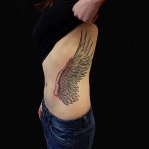 Tattoo by Hannah Clock. See more here: http://www.larktattoo.com/long-island-team-homepage/hannah-clock/ #hannahmarieclock #hannahclock #tattooerhannahclock #hannahclocktattooartis #LarkTattoo #femaletattooartist #femaletattooist #female #femaletattooer #femaleartist #bnginksociety #bng #bngsociety #bngtattoo #bngink #bngtattoosociety #bngtattoos #woman #women #womantattoo #womenwithtattoos #femaletattoo #femaletattoos #ribs #ribtattoo #wing #wingstattoo #tattoo #tattoos #tat #tats #tatts #tatted #tattedup #tattoist #tattooed #tattoooftheday #inked #inkedup #ink #tattoooftheday #amazingink #bodyart #tattooig #tattoosofinstagram #instatats #larktattoo #larktattoos #larktattoowestbury #westbury #longisland #NY #NewYork #usa #art