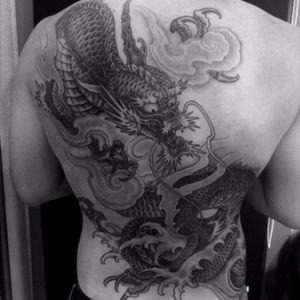 #dragon#inkvaders #japanesedragon #japanese#switzerlandtattoo