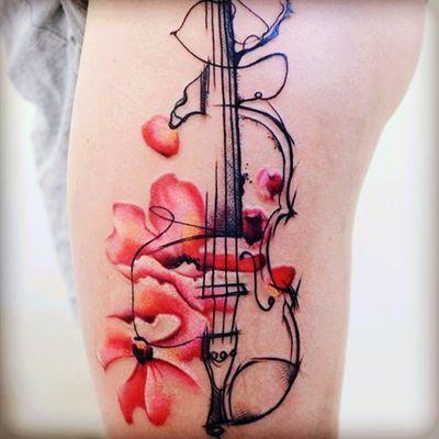 #mattynox#violin#flowers #music