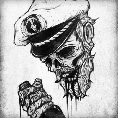 Leg sleeve planning coming together #pirate #PirateCaptain #rum