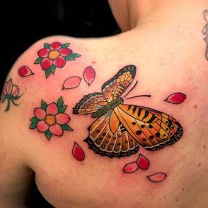 Butterfly done in italy @royaltattoodk #royalink #royaltattoo #tattooed #royaltattooDK #tattoo #tattoos #thedane #tattooing #tradtionaltattoo #helsingør #copenhagen #københavn #danmark #denmark #tattooartist #tattoopage #tatuagem #tatouage #besttattoos #toptattoos #tattooart #ink #tattooartistmagazine #japanesetattoo #japanesetattoos #tradtionaljapanesetattoo #customtattoos #qualitytattoo #tattoodo #butterflytattoo