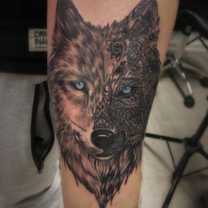 #gediminas #wolf