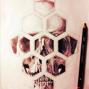 #InkTattoo #skull #nexttattoo