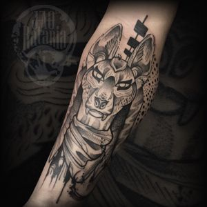 Projeto iniciado hj, sem palavras pela confiança! #rataria #tattoo #blackwork #blackworkers #blackworkerssubmission #ttblackink #onlyblackart #theblackmasters #tattooartwork #inkstinct #inkstinctsubmission #superbtattoos #wiilsubmission #stabmegod #tattoos_artwork #anubis #anubistattoo
